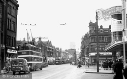 Doncaster, St Sepulchre Gate c.1960