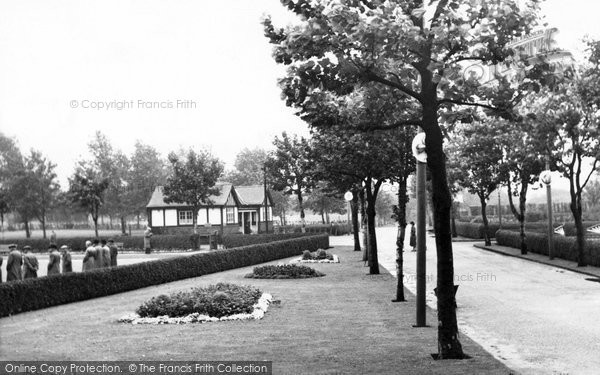 Photo of Doncaster, The Dell c.1960