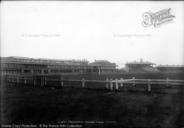 Photo of Doncaster, The Grandstand 1903