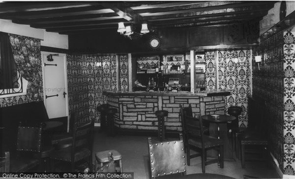 Photo of Doncaster, The Lounge, Clay Lane Club c.1960
