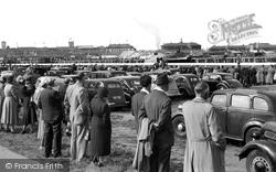 Doncaster, The Racecourse c.1955