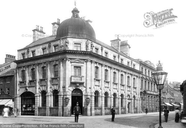 Photo of Doncaster, York City And County Bank 1900