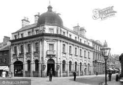 Doncaster, York City And County Bank 1900