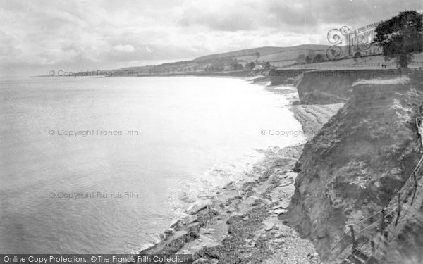 Photo of Doniford, The Bay 1931