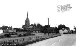 Church Street c.1965, Donington