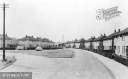 Gleed Avenue c.1965, Donington