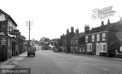 High Street c.1955, Donington