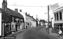 High Street c.1965, Donington
