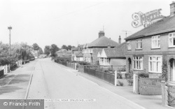 Mill Lane c.1965, Donington