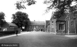 Old Grammar School c.1965, Donington