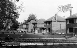 Station Street c.1960, Donington