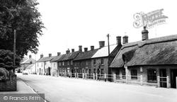 Station Street c.1965, Donington