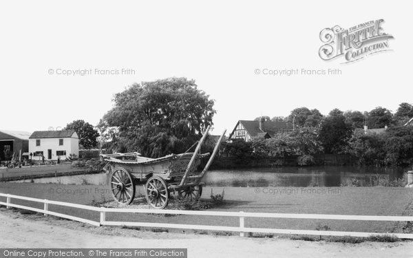 Donington,the Old Mill Pit c1965,Lincolnshire