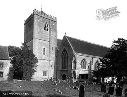 Dorchester, Abbey 1924