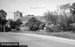 Abbey c.1950, Dorchester