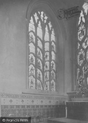 Dorchester, Abbey, Jesse Window 1924