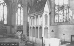 Dorchester, Abbey, Shrine Of St Birinus c.1960