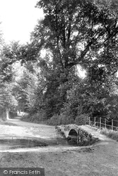 Dorchester, Bridge On The Frome 1913
