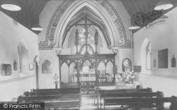 Dorchester, Catholic Church Of St Birinus c.1960