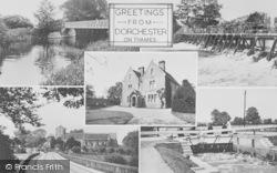 Dorchester, Composite c.1955