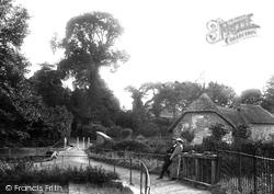 Dorchester, Hangman's Cottage 1913