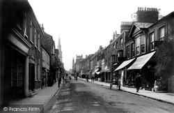 Dorchester, High East Street 1913
