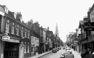 Dorchester, High East Street c1965