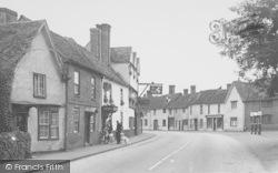 Dorchester, High Street c.1950
