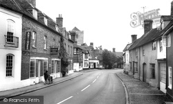 Dorchester, High Street c.1965