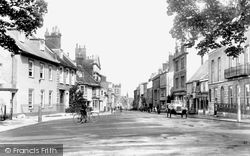 Dorchester, High West Street 1922