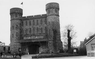 Dorchester, Military Museum c1965