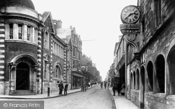Dorchester, Post Office 1913