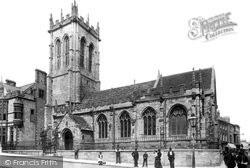 Dorchester, St Peter's Church 1891