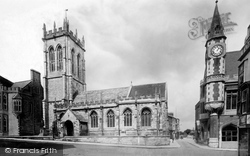 Dorchester, St Peter's Church 1922