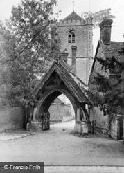 The Abbey c.1955, Dorchester