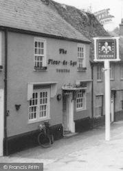 Dorchester, The Fleur De Lys c.1960
