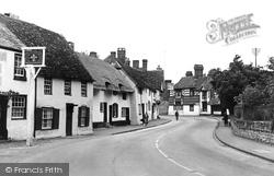 Dorchester, The Village c.1955