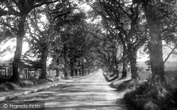 Dorchester, Weymouth Road 1922