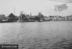 A Village Nearby c.1930, Dordrecht