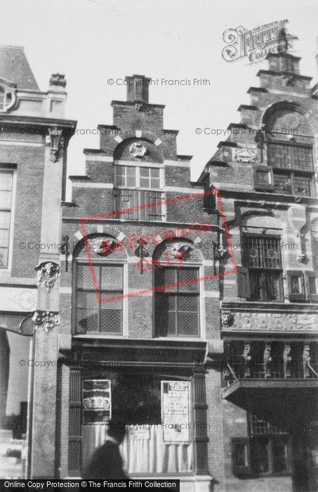 Photo of Dordrecht, c.1930