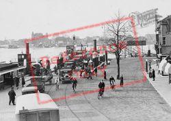 Car Ferry c.1930, Dordrecht