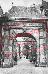 Catharijne Poort c.1930, Dordrecht