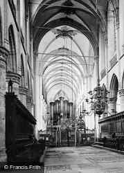 Cathedral c.1930, Dordrecht
