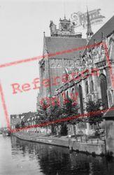 Cathedral (Grote Kerk) c.1930, Dordrecht