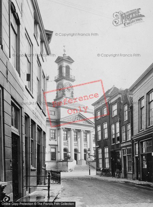 Photo of Dordrecht, City Hall c.1930