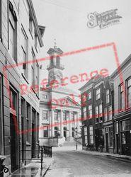 City Hall c.1930, Dordrecht