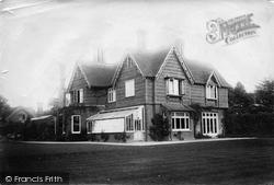 Dorking, Brook Lodge 1893