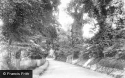 Dorking, Burford Bridge 1906