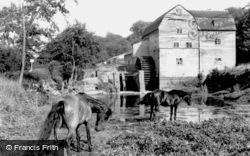 Dorking, Castle Mill c.1960