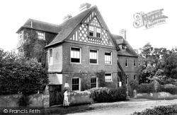 Dorking, Cottage Hospital 1906